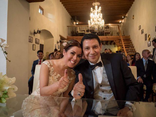La boda de Omar y Mariana