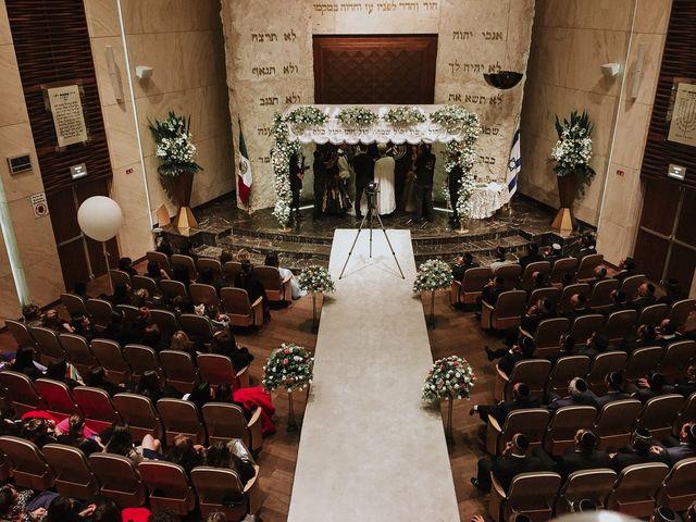 La boda de Jaime y Sima en Santa Fe, Ciudad de México 16
