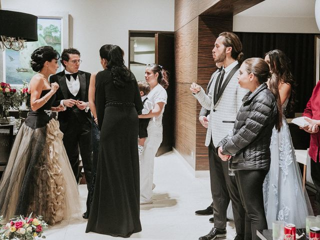 La boda de Jaime y Sima en Santa Fe, Ciudad de México 48