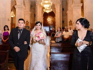 La boda de Jazmín y Erick 2