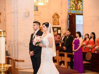 La boda de Jazmín y Erick 3