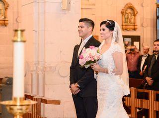 La boda de Jazmín y Erick
