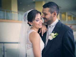 La boda de Nohelia y Rigel