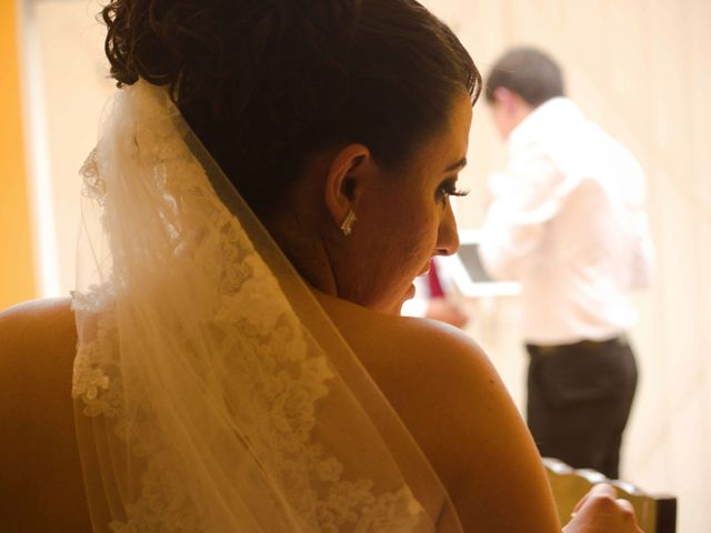 La boda de Rafaél y Giselle en Tepotzotlán, Estado México 5