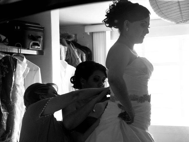 La boda de Rafaél y Giselle en Tepotzotlán, Estado México 12