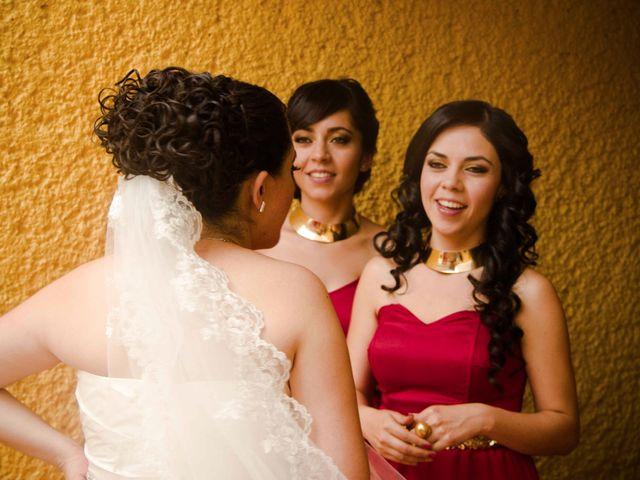 La boda de Rafaél y Giselle en Tepotzotlán, Estado México 16
