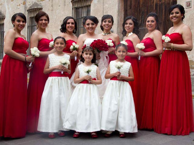 La boda de Rafaél y Giselle en Tepotzotlán, Estado México 19