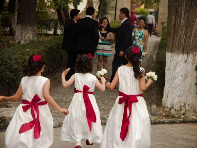 La boda de Rafaél y Giselle en Tepotzotlán, Estado México 20