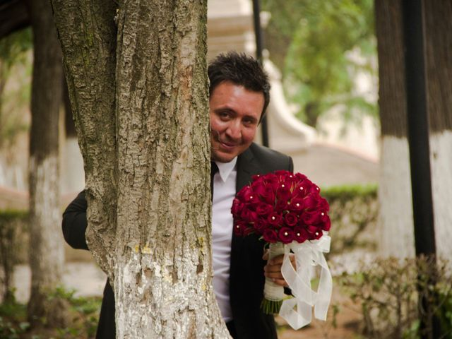 La boda de Rafaél y Giselle en Tepotzotlán, Estado México 23