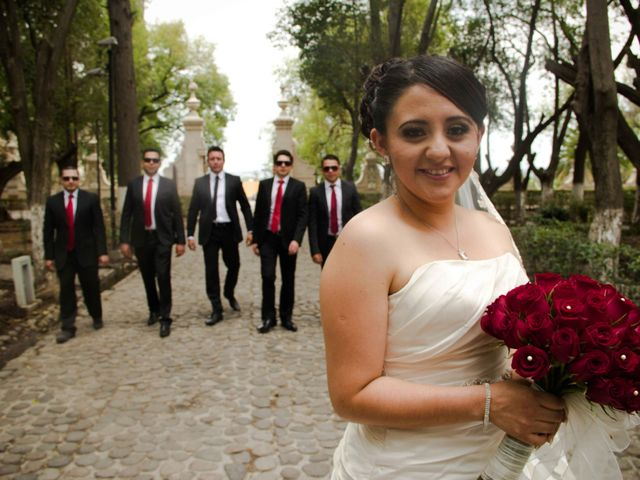La boda de Rafaél y Giselle en Tepotzotlán, Estado México 24