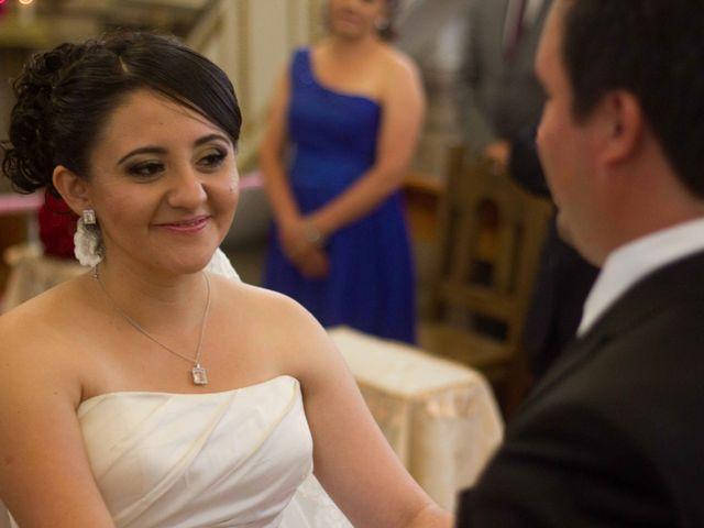La boda de Rafaél y Giselle en Tepotzotlán, Estado México 29