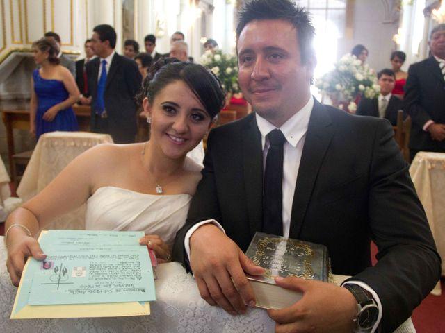 La boda de Rafaél y Giselle en Tepotzotlán, Estado México 31