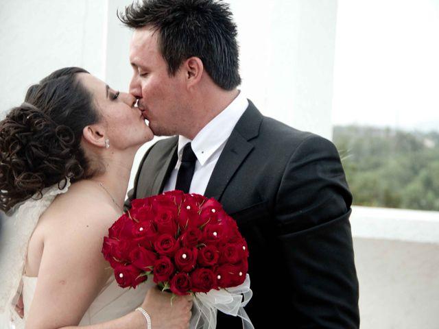 La boda de Rafaél y Giselle en Tepotzotlán, Estado México 33