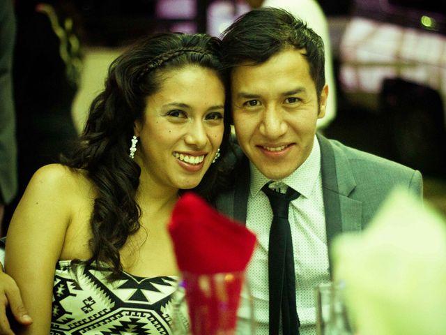 La boda de Rafaél y Giselle en Tepotzotlán, Estado México 38