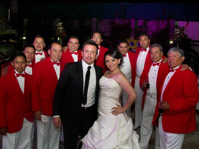 La boda de Rafaél y Giselle en Tepotzotlán, Estado México 41