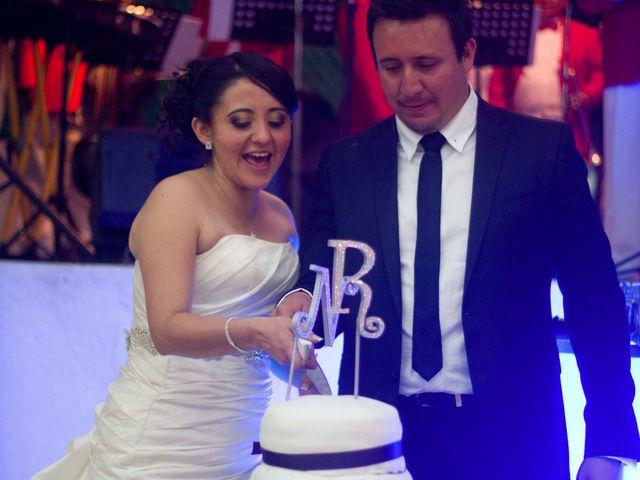 La boda de Rafaél y Giselle en Tepotzotlán, Estado México 44