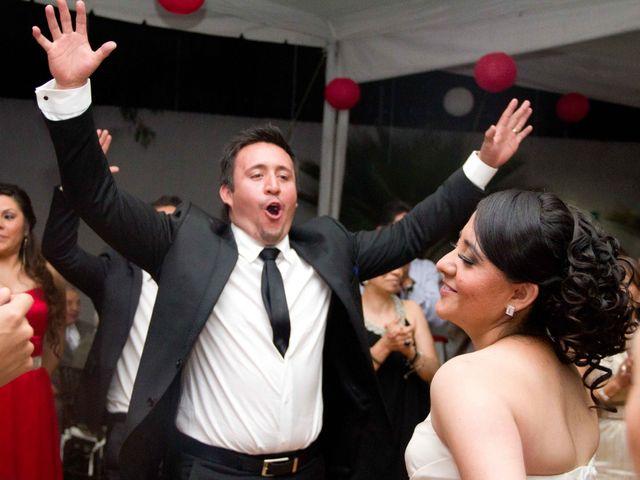 La boda de Rafaél y Giselle en Tepotzotlán, Estado México 46