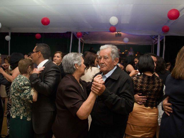 La boda de Rafaél y Giselle en Tepotzotlán, Estado México 52