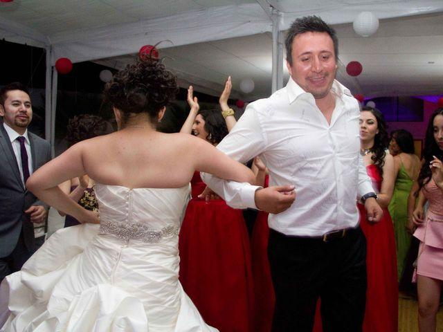 La boda de Rafaél y Giselle en Tepotzotlán, Estado México 53