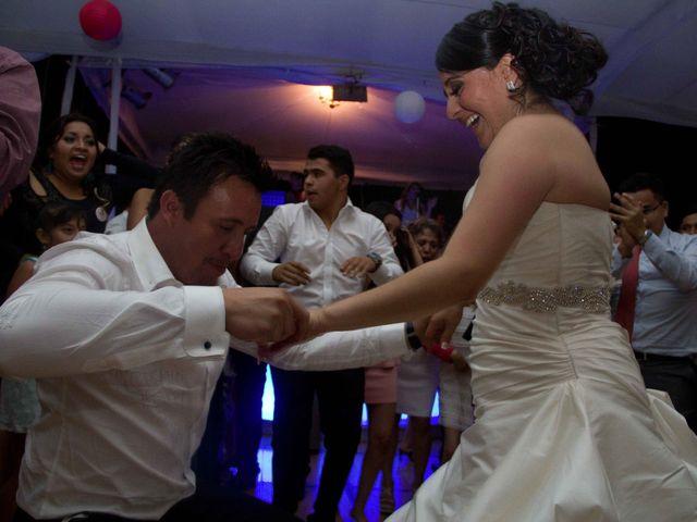 La boda de Rafaél y Giselle en Tepotzotlán, Estado México 55