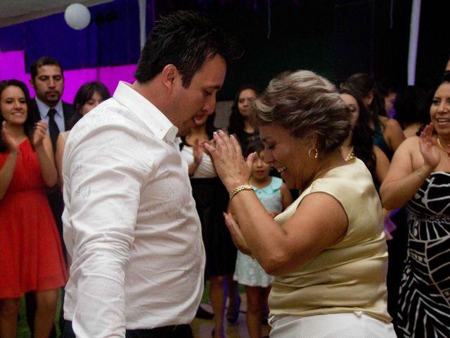 La boda de Rafaél y Giselle en Tepotzotlán, Estado México 56