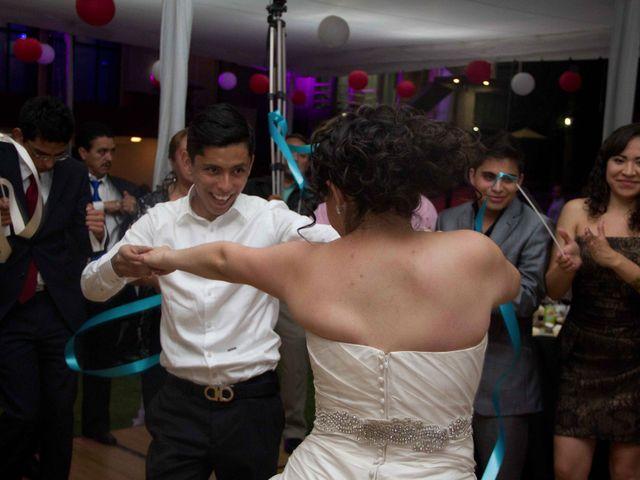 La boda de Rafaél y Giselle en Tepotzotlán, Estado México 57