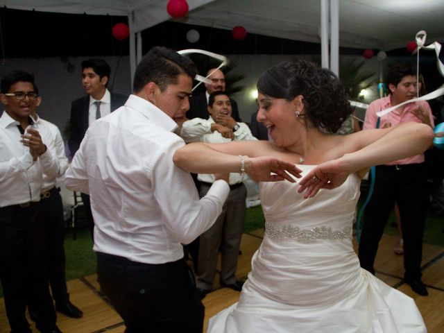 La boda de Rafaél y Giselle en Tepotzotlán, Estado México 60