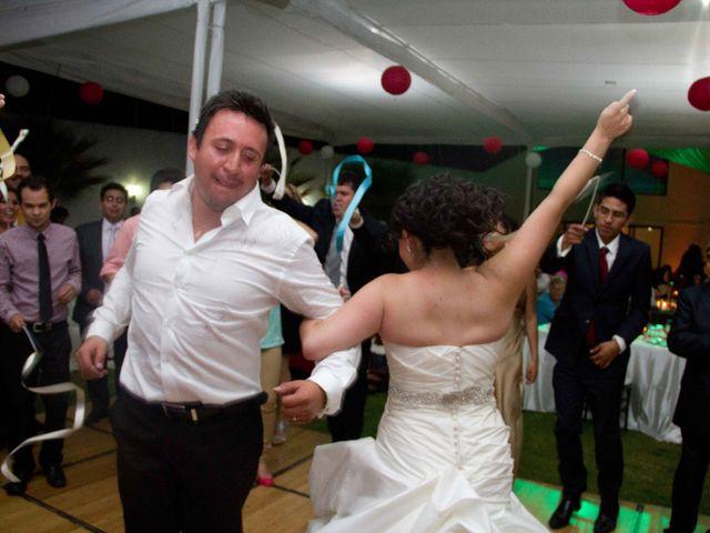 La boda de Rafaél y Giselle en Tepotzotlán, Estado México 64