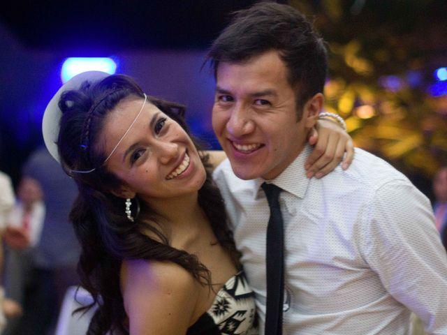 La boda de Rafaél y Giselle en Tepotzotlán, Estado México 65