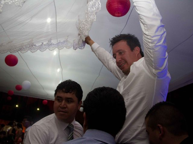 La boda de Rafaél y Giselle en Tepotzotlán, Estado México 66