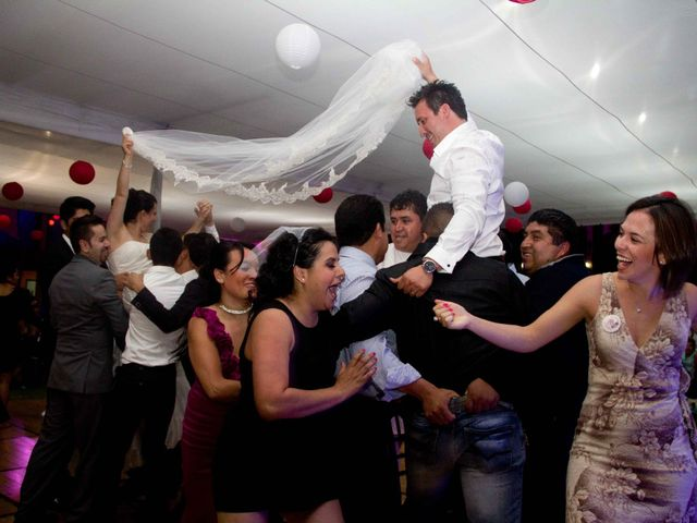 La boda de Rafaél y Giselle en Tepotzotlán, Estado México 69