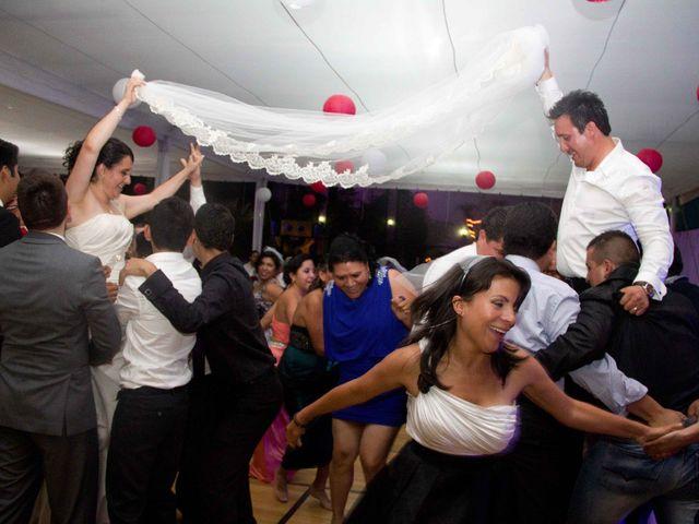 La boda de Rafaél y Giselle en Tepotzotlán, Estado México 70