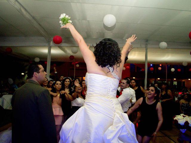 La boda de Rafaél y Giselle en Tepotzotlán, Estado México 71