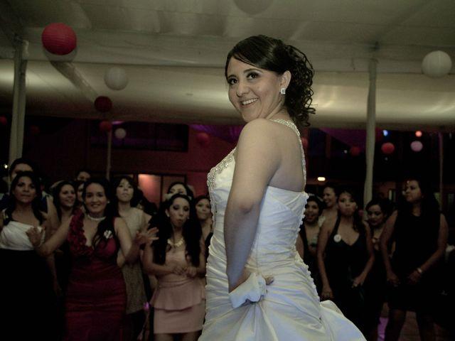 La boda de Rafaél y Giselle en Tepotzotlán, Estado México 74