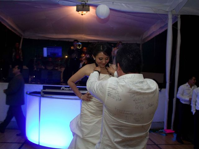 La boda de Rafaél y Giselle en Tepotzotlán, Estado México 78