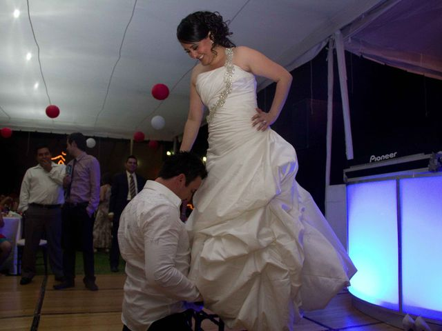 La boda de Rafaél y Giselle en Tepotzotlán, Estado México 79
