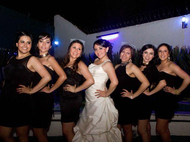 La boda de Rafaél y Giselle en Tepotzotlán, Estado México 85