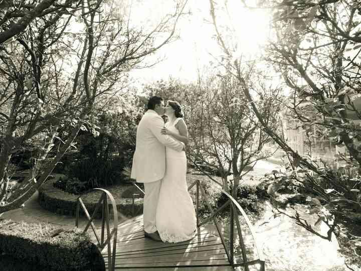 La boda de Perla y Alex