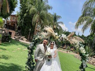 La boda de Christy y Hugo 1