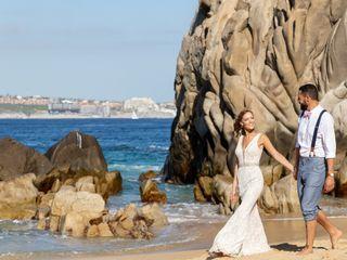 La boda de Kristen y David 3