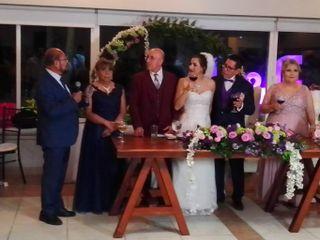 La boda de Esme y Gera 1