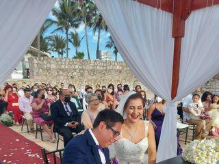 La boda de Esme y Gera 2