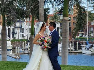 La boda de Esme y Gera
