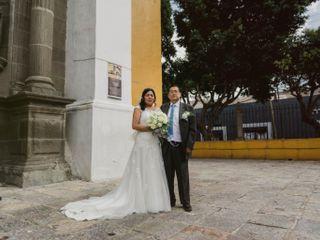 La boda de Araceli y Antonio