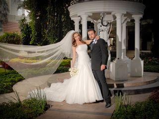 La boda de Kerim y Ana