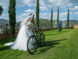 La boda de Ilenia y Alfredo 1