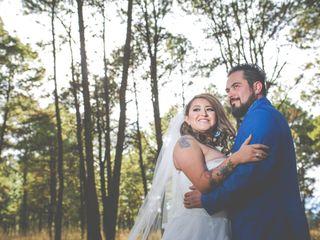 La boda de Ilenia y Alfredo