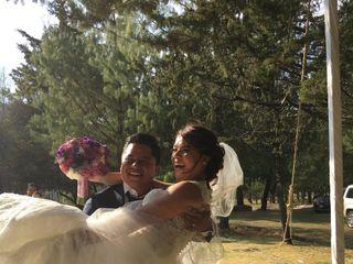 La boda de Brenda y Eliseo