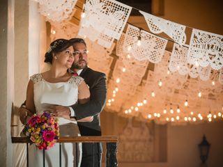 La boda de Glenia y Alejandro