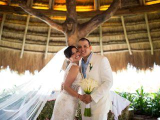La boda de Ale y Omar